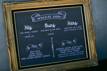 The BEST Bar Sign